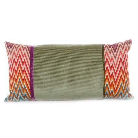 Narboneta Patchwork Pillow, Missoni Home