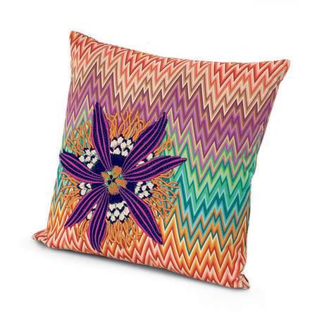 Narboneta Embroidered Pillow, Missoni Home