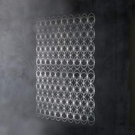 Nathan Metal Curtain, Rugiano Italy