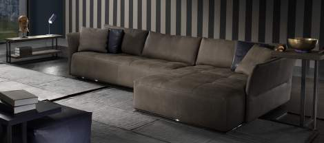 New York M Sectional Sofa, Cierre Italy