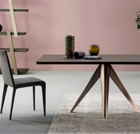 Noa Dining Table, Bonaldo Italy