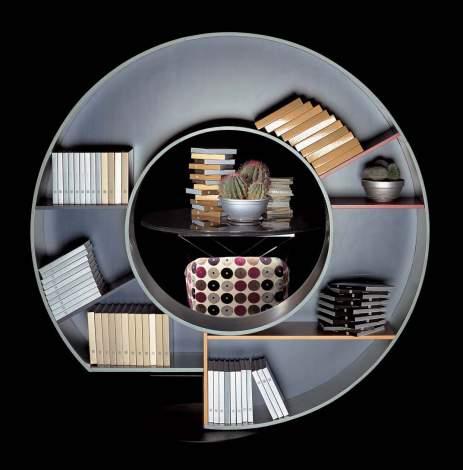 O Bookcase, IL Loft