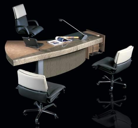 Olympic Office Desk, IL Loft
