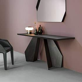 Origami Console Table, Bonaldo Italy