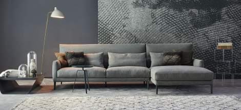 Paraiso Plus Sectional Sofa, Bonaldo Italy