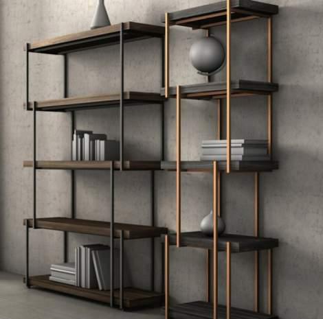 Rain Bookcase, Bonaldo Italy