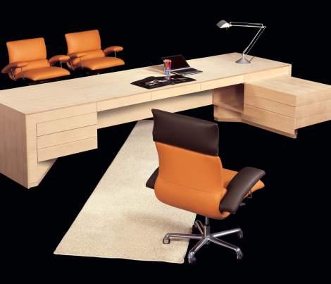 Riga Office Desk, IL Loft