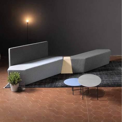 Rocks Small Modular Sofa, Sitia Italy