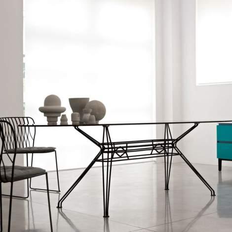 Sander Outdoor Dining Table, Bontempi Casa