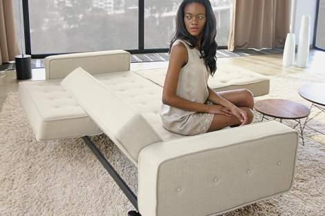 Silenos Plus Sofa with Arms - Innovation