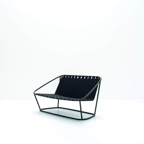 Small Outdoor Sofa, Arflex Italy