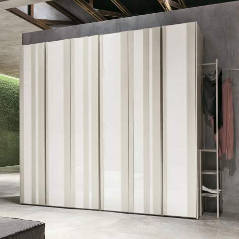 Strike Armoire with Leaf Doors, Tomasella Italy
