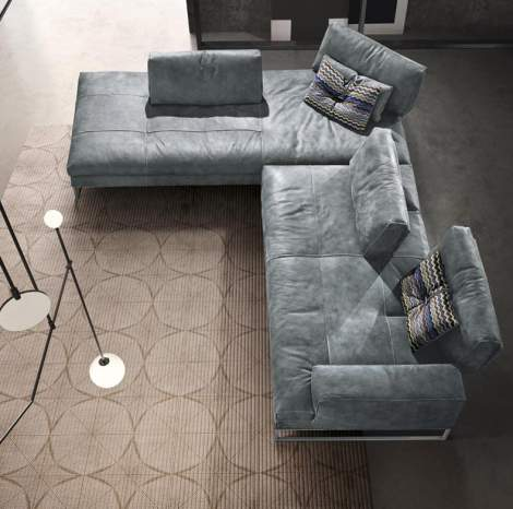 Sunset Sectional,  Gamma International Italy