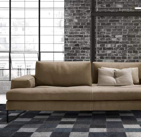 Sunset Sofa, Gamma International Italy
