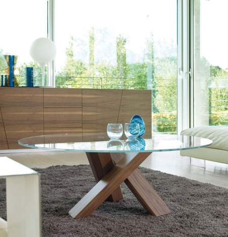 Tempo Coffee Table, Antonello Italia