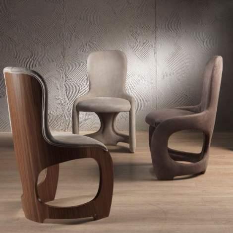 Venere Dining Chair, Carpanelli Italy