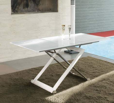 Virgola Dining/Coffee Table, Antonello Italia