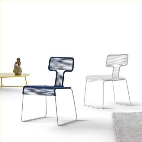 Wired Chair, My Home Collection Italy