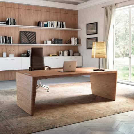 X10 Office Desk, Quadrifoglio Italy
