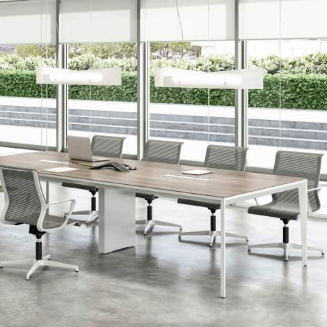 X5 Conference Table, Quadrifoglio Italy