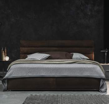 Monet Leather Bed, Cierre Italy