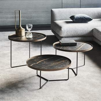 Billy Keramik Coffee Table, Cattelan Italia