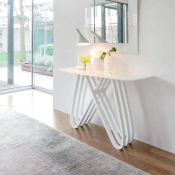 Arpa Console Table, Tonin Casa