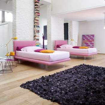 Billo Single Bed, Bonaldo Italy