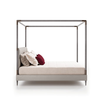 Blue Moon Canopy Bed, Cipriani Homood Italy