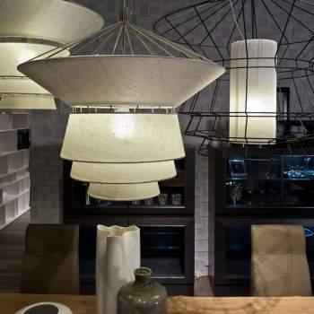 Bolero Ceiling Lamp, Cattelan Italia
