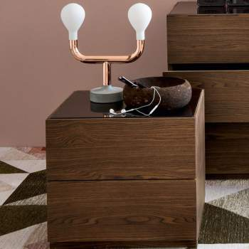 CS/576-A City Night Stand, Calligaris Italy