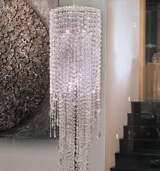 Cristalli Floor Lamp, Rugiano Italy
