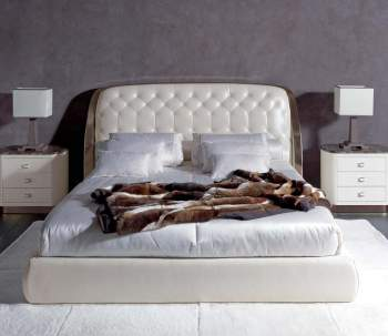 Damassè Bed, Rugiano Italy