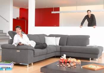Deimos Sectional Sofa, ROM Belgium