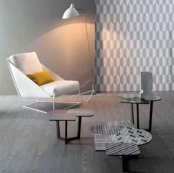 Doppler Coffee Table, Bonaldo Italy
