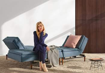 Dublexo Deluxe Sofa Sleeper, Innovation