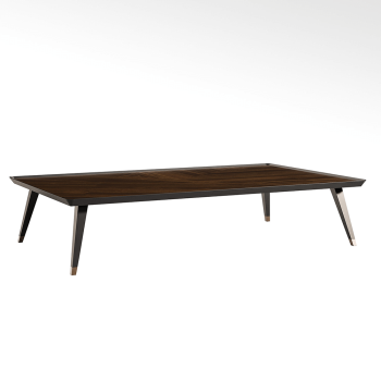 Eclipse Large Coffee Table, Cipriani Homood Italy