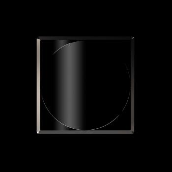Eclipse Square Mirror, Cipriani Homood Italy