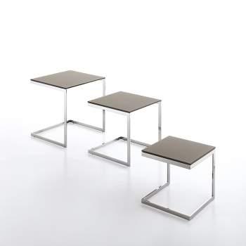 Hip Hop Side Table, Bontempi Casa