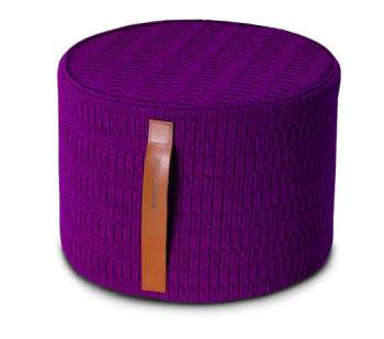 Leigh Cylindrical Pouf, Missoni Home