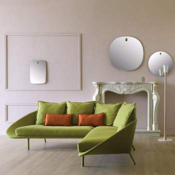 Lem Sectional Sofa, Miniforms Italy