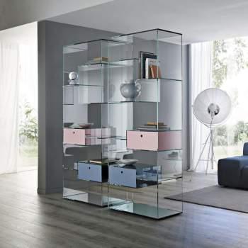 Liber Bookcase, Tonelli Design