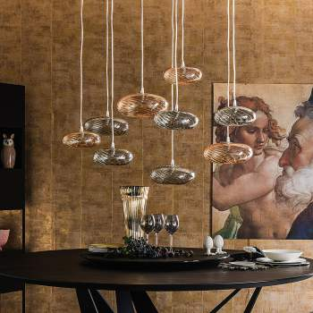 Lim-Z Ceiling Lamp, Cattelan Italia