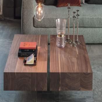 Lingotto Coffee Table, Cattelan Italia