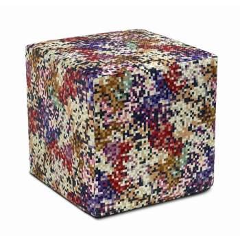 Lobos Pouf Cube, Missoni Home