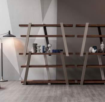 Note Bookcase, Bonaldo Italy