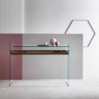 Quiller Console Table, Tonelli Design