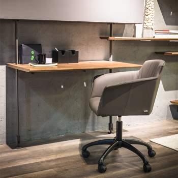 Tyler Wheels Swivelling Chair, Cattelan Italia