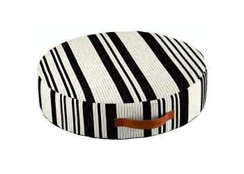 Yulara Round Floor Cushions, Missoni Home