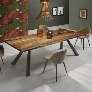 Zeus MT Dining Table, Midj Italy